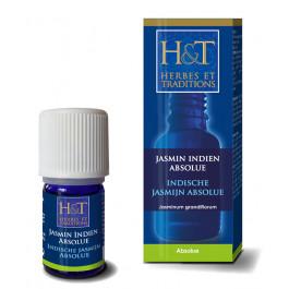 Huiles essentielles - Absolu de jasmin indien H&T