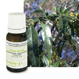 Huile essentielle litsée citronnée