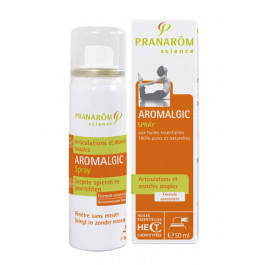 Pranarom HE SPRAY Articulations et muscles souples