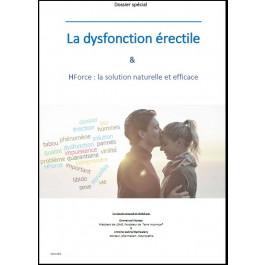Dossier spécial dysfonction érectile