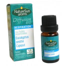 Huiles essentielles Diffusion Respiration Bio