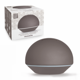 Diffuseur d'huiles essentielles DOME Taupe