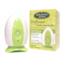 Diffuseur à détecteur de mouvement NatureSun'aroms