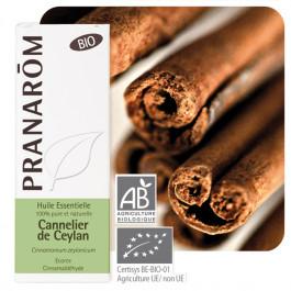 Huile essentielle Bio Cannelier de Ceylan écorce Pranarom