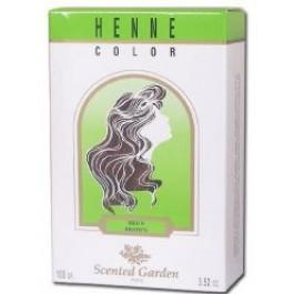 Poudre colorante au Henné Brun