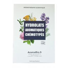 Livret Hydrolats Aromatiques chémotypés