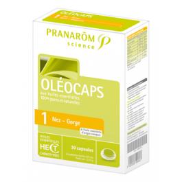 OLEOCAPS Capsules Pranarom n°1
