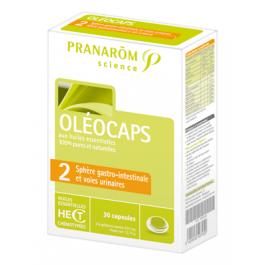 OLEOCAPS Capsules Pranarom n°2