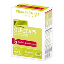 OLEOCAPS Capsules Pranarom n°5