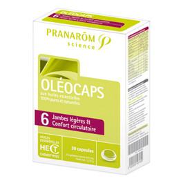 OLEOCAPS Capsules Pranarom n°6