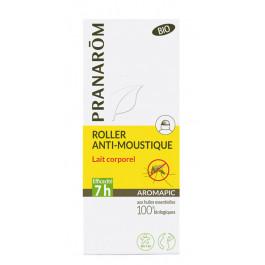 Pranarom AROMAPIC Roller anti-moustique lait corporel bio