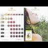 Poudre colorante au Henné Noir