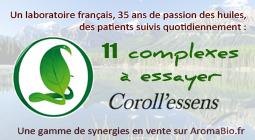 Complexes aux huiles essentielles Corollessens